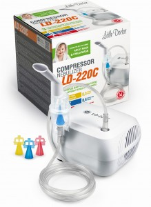 Inhalator - Nebulizator Little Doctor LD-220C